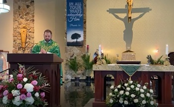 VIDEO - Sunday Mass 10 11 2020