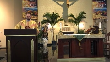 VIDEO - Sunday Mass 11 1 2020