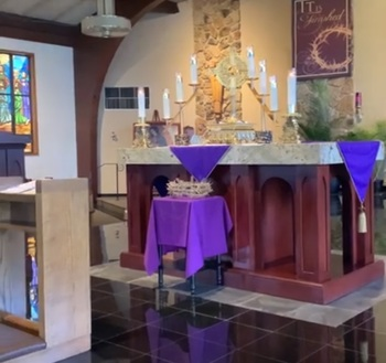 Video - 1st. Friday Exposition of the Blessed Sacrament