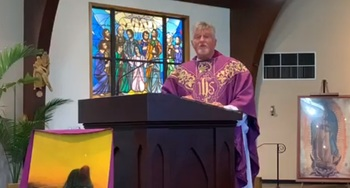 Video - Sunday Noon Mass at St. Ambrose Church