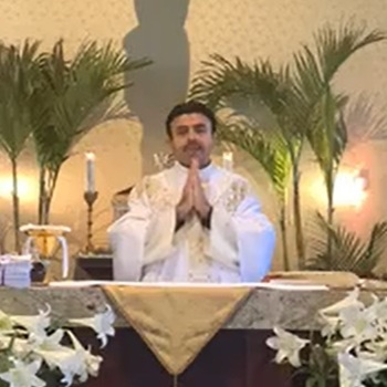VIDEO - Tue Daily Mass 4 28 2020