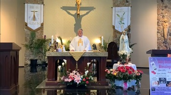 VIDEO - 5th Sunday of Easter Mass 5 10 2020