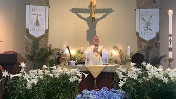 VIDEO - Fri Daily Mass 5 1 2020