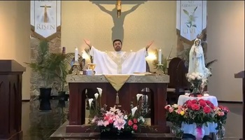 VIDEO - Tue Daily Mass 5 12 2020