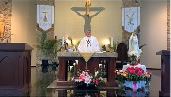 VIDEO - Wed Daily Mass 5 13 2020