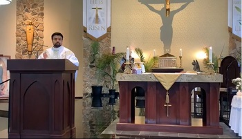 VIDEO - Wed Daily Mass 5 20 2020