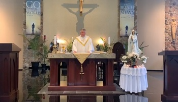 VIDEO - Wed Daily Mass 5 27 2020