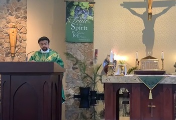 VIDEO - Mon Daily Mass 6 8 2020