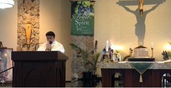 VIDEO - Sun Trinity Sunday Solemnity Mass 6 7 2020