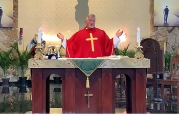 VIDEO - Fri Daily Mass 7 3 2020