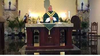 VIDEO - Sunday Mass 7 12 2020