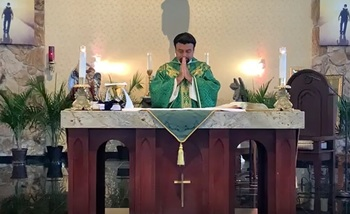 VIDEO - Wed Daily Mass 7 8 2020