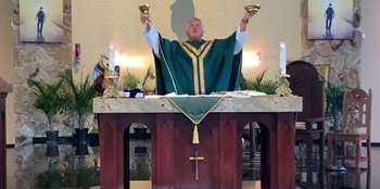 VIDEO - Tue Daily Mass 7 7 2020