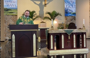 VIDEO - Sunday Mass 2 7 2021
