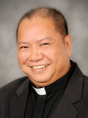 Rev. Enrique V. Salen, Jr.