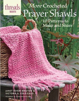Shawls are given away unconditionally as a reminder of God's love