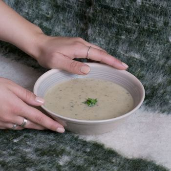 Soup & Bread Meal