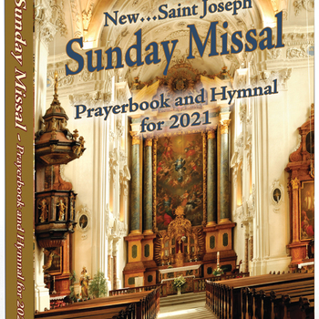 2021 Missal Booklets now available