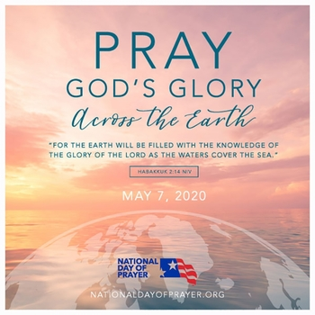 National Day of Prayer on May 7th