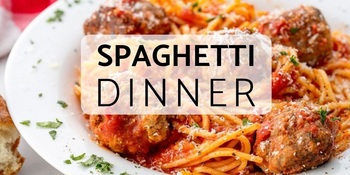 Youth Ministry Spaghetti Dinner on January 16