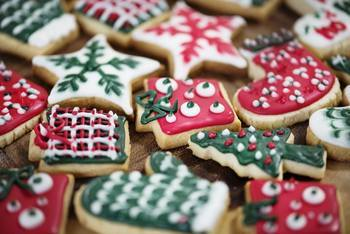 Our 10th Annual Altar & Rosary Sodality Christmas Cookie Walk