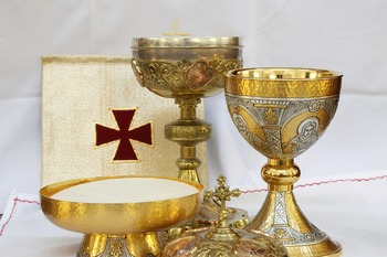 The Mass & The Holy Eucharist