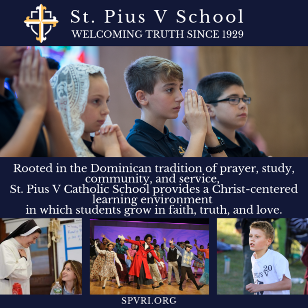 St Pius V Students
