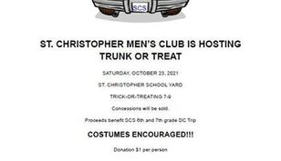 Trunk or Treat - Wrist Band