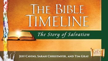 "Weekly Bible Study ""A Bible Timeline"""
