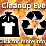 Fall CleanUp Events