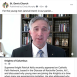 Why young men are joining the Knights of Columbus...