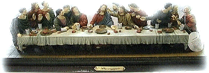 Sitting - The Last Supper