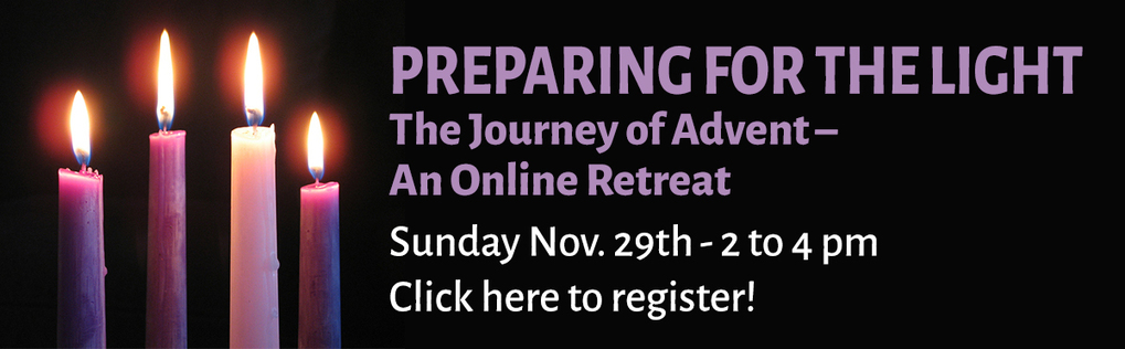 Preparing for the Light - The Journey of Advent Online Retreat