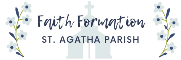 click here to register and learn about the 2021-2022 Grades 1 - 8 Faith Formation Programs