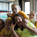 Yellow Day Sponsored by Grades 4 and 5