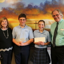 Congratulations to our TWO Nuemann Scholarship Winners!