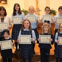 January Light of Christ Recipients