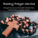 Rosary Prayer Service