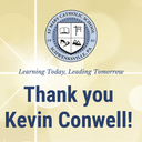 Thank you, Kevin Conwell!