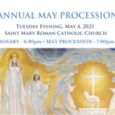Please join us for Our Lady of Knock Spring Novena, May 2nd - May 10th