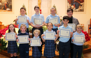 December Light of Christ Awards