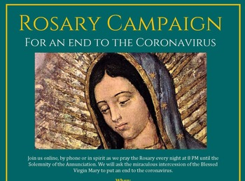 Rosary Campaign
