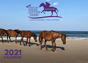 Lucky Lottery Derby - February 16th - December 31, 2021