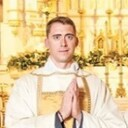FATHER Joseph gives thanks