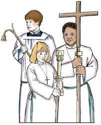 Three Reasons to Become an Altar Server