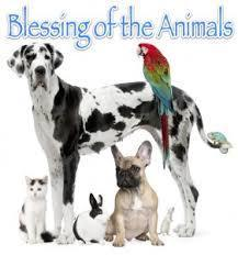 Annual Blessing of the Animals