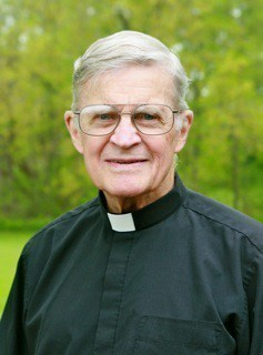 Passing of Fr. Bill Mulligan, S.J.