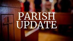 Updating Parish Database