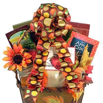 Raffle Baskets for Harvest Fest