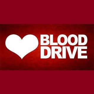 Blood Drive on Thursday the 12th